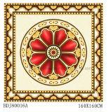 High Grade Boden Fliesen Porzellan Puzzle Fliesen auf Promotion (BDJ80016A)