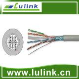 Câble à grande vitesse de réseau de ftp du câble LAN de prix usine CAT6