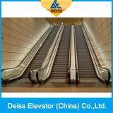 Producción fiable china para trabajo pesado de pasajeros escalera interior automática Pública