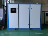 compresseur d'air jumeau lubrifié par 5.5kw-400kw de vis