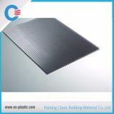 das 4mm Polycarbonat-Blatt-Polycarbonat-Dach bedeckt PC hohle Blätter