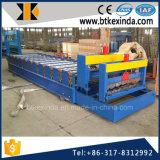 La vente chaude 1100 de Kxd a galvanisé la tuile glacée par feuille faisant la machine