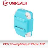 Populärer GPS, der Einheit für Hunde-und Katze-Unterstützungs-APP aufspürt