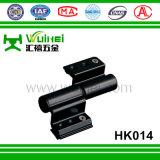 Charnière de pivot d'enduit de pouvoir d'alliage d'aluminium pour la porte avec ISO9001 (HK014)
