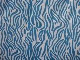 Tissu de polyester d'impression de zèbre d'Oxford 420d 600d Ripstop