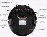 La poussière 0.3L anti-collision innovatrice rassemblent le robot intelligent d'aspirateur pour le balayage humide sec de Fuction d'aspiration à la maison