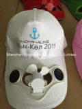승진 선물 야구 태양 에너지 팬 모자 스포츠 모자