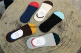 人のローカットのソックスの偶然靴のための見えないソックスのベスト適合はSilicionのゲルとカスタム設計する