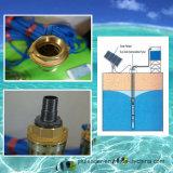 Pompe de puits 500W-1500W solaire profonde, Pompe submersible 36V-220V MPPT