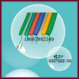 tuyau mou en plastique d'espace libre de longueur de la taille 7.5m de 6mm