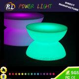 LED 바 가구 LED 커피용 탁자 높은 쪽으로 점화