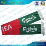 Шарф вентиляторов/шарф футбола/шарф Eurocup/шарф полиэфира (T-NF19F10008)