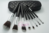합성 Hair Makeup Brushes 8PCS Cosmetic Makeup Brush Set