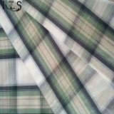 Il filato tessuto del popeline di cotone ha tinto il tessuto per le camice/vestito Rls40-1po degli indumenti