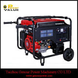 가정 Use 중국 6kw Portable LPG Power Generator (ZH7500LPCT)