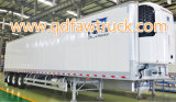 13-14.6m Aluminum Alloy Refrigerated Van Trailer