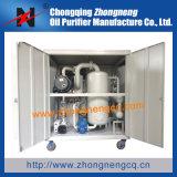 Unité de pompage à l'huile de transformateur à vide à double étage Zhongneng Zyd