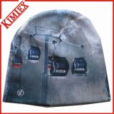 Chapeau promotionnel de Beanie d'impression de sublimation