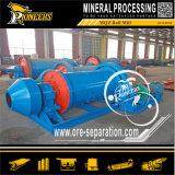 Fabricante por atacado da máquina do moinho de esfera da mineração do metal do ferro da eficiência elevada