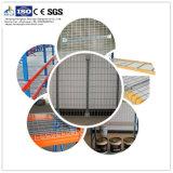 Comitati della piattaforma del filo di acciaio, inferriata della piattaforma del collegare, Decking della rete metallica