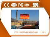 Visualización de LED al aire libre de Abt RGB P10 para hacer publicidad