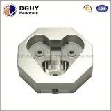 Pièces de usinage de commande numérique par ordinateur de commande numérique par ordinateur de la Chine d'acier inoxydable de usinage fait à l'usine de service/précision en laiton/en aluminium