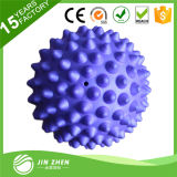 Esfera do exercício do relevo de dor da esfera da massagem do pé do PVC de Eco