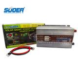 Inverseur de pouvoir modifié par 12V d'onde sinusoïdale de Suoer 1500W (STA-1500B)