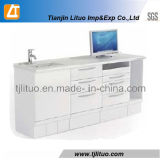 Dental elettrico Lab Cabinet con Sink