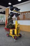 Оборудование случая башни освещения аварийного генератора