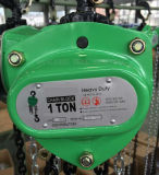 SLA 3ton를 가진 드는 장비 수동 체인 호이스트
