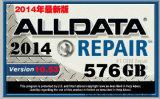 Logiciel de la réparation 2016 automatique Alldata 10.53 avec Mitchell 49 dans 1tb HDD