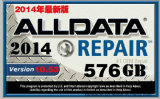 Alldata Selbstreparatur-Software Alldata 10.53 49 in 1tb HDD