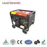 10kw refrigerados por agua abren el tipo generador diesel con el dínamo eléctrico del motor del P.M.