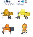 Mezclador concreto portable de China de 350 litros