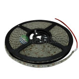 Luz de tira del brillo SMD3528 LED de Hight el 120LEDs/M 24VDC