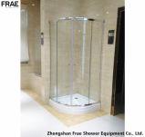 Рамка 6mm участка Toughen стеклянные просто комната ливня/коробка ливня/приложение ливня