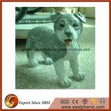 Reizender Dog Garten Stone für Decoration