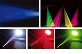 luz principal móvil de la colada de 19*10W RGBW LED con el zoom