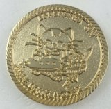 Morire Casting Metal Badge, Custom Coin per Collection (GZHY-CY-005)
