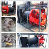 熱い販売の低価格の油圧砂の吸引の浚渫船ヘッダ