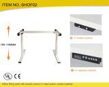 Automático sentarse para colocar la estructura del escritorio de la elevación