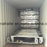 6X4 7X4 7X5 8X5 Fully Welded Box Trailers mit Aluminum Toolbox