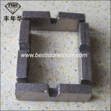 다이아몬드 안내장을%s Ds 2 절단 가는 세그먼트는 톱날 (40X5.5X12mm)를