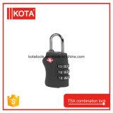 Замок комбинации цифров багажа безопасности Tsa
