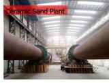 Equipos de producción de cerámica profesionales de la arena de la fuente