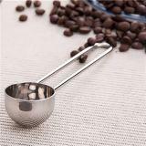 Ложка кофеего нержавеющей стали ручки провода измеряя