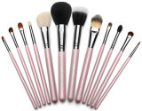 Foundation crème Make up Brush Sponge Cosmetic Makeup Brushes avec Handle