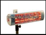 El mejor calentador infrarrojo del patio del calentador para el Bbq y las parrillas