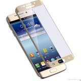 Plein protecteur incurvé d'écran en verre 3D Tempered pour le bord de la galaxie S7 de Samsung